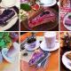 Vegane Rohkostkuchen im Cafélinchen, Karlsruhe