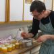 Marcel Rangk kocht vegan - in einem Kurs der VHS Karlsruhe